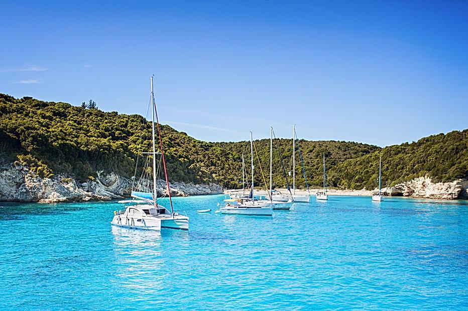 bareboat yacht charter, sailing holiday