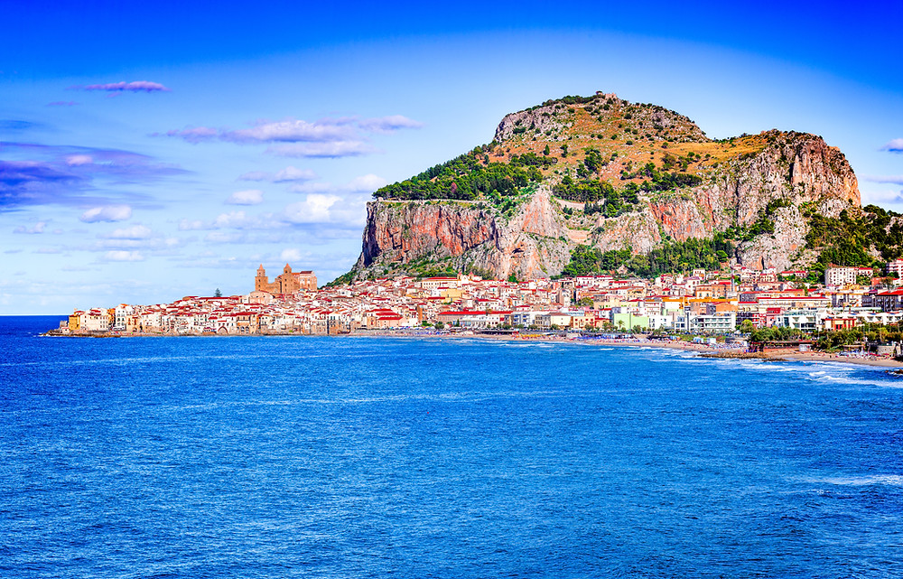 cefalu sicily sailing yachting yacht charter