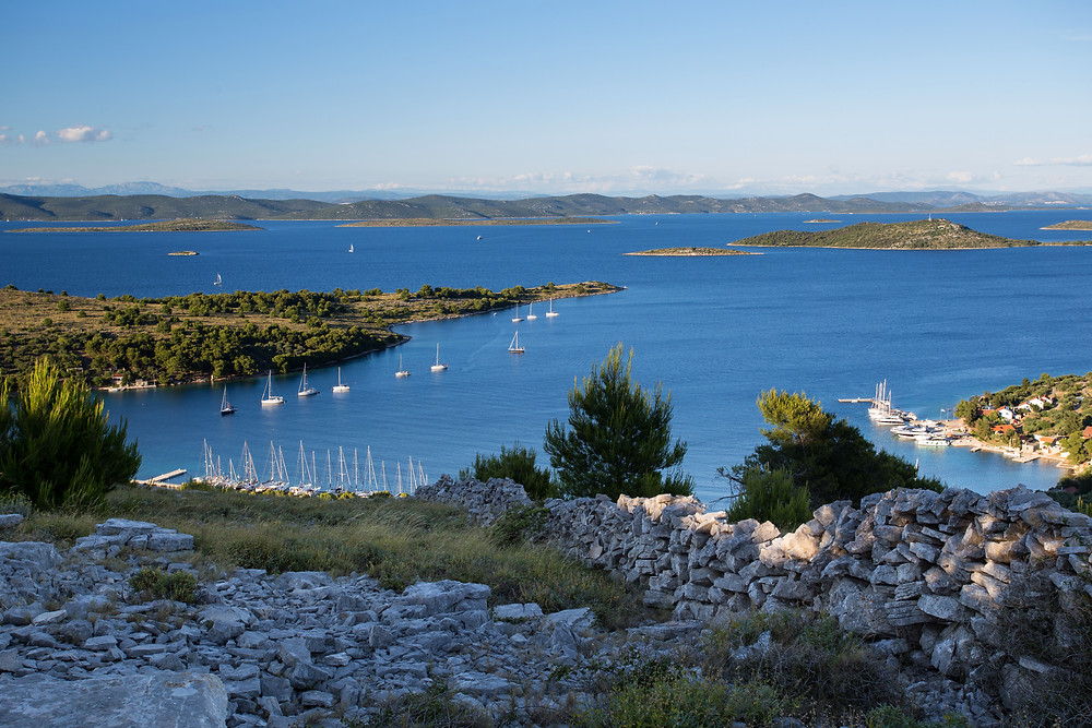 sailing from zadar, kornati national park, sailing holiday croatia