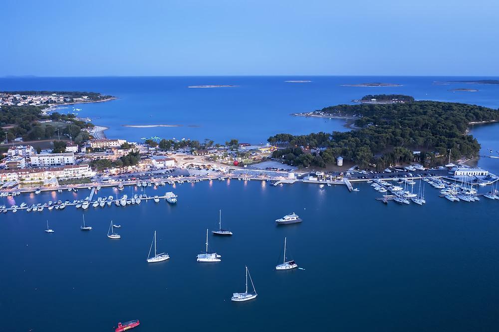 Medulin, Istria, Croatia, Sailing holiday, yacht charter