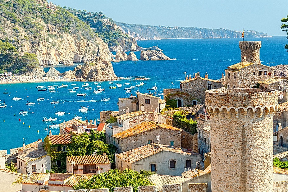 Tossa de Mar, Costa Brava, Spain._edited