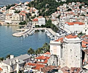 Split, Croatia, sailing holidays, bareboat yacht charter