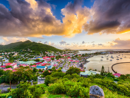 A Delightful Slice of Leeward Islands