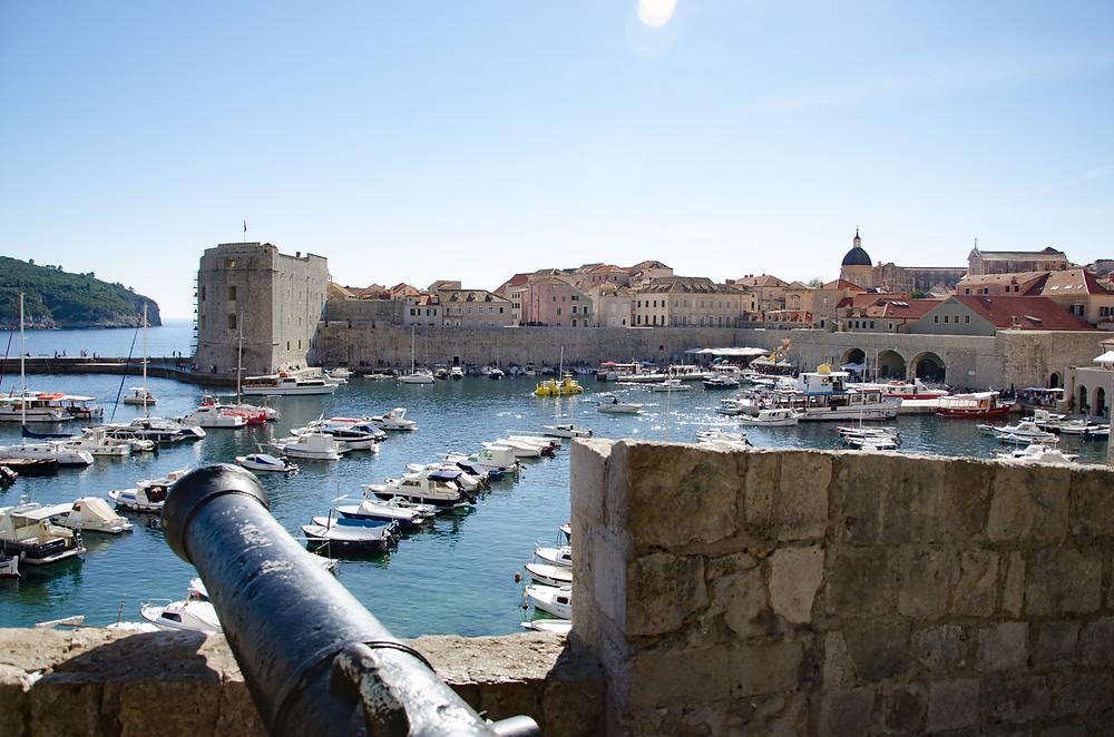 Dubrovnik sailing holiday, yacht charter