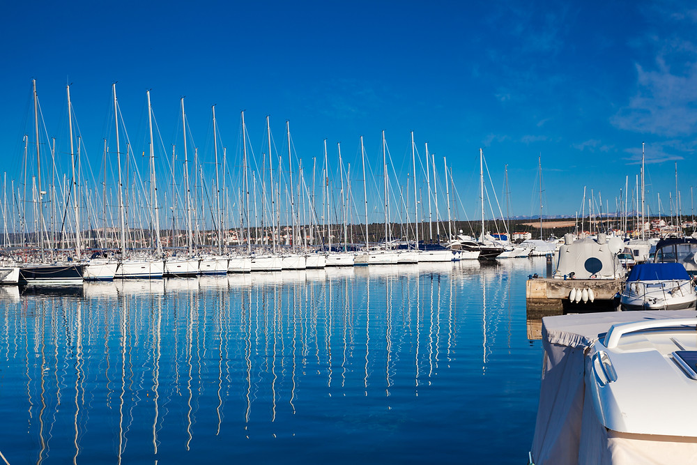 yachting in zadar, croatia, sailing holiday, yacht charter