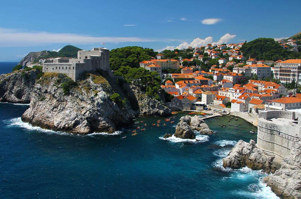 Dubrovnik, Croatia, sailing holiday