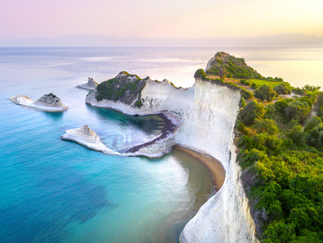 Experience the magic of the Ionian Islands