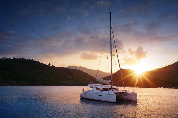 catamaran charter, bareboat charter, bareboat catamaran rental