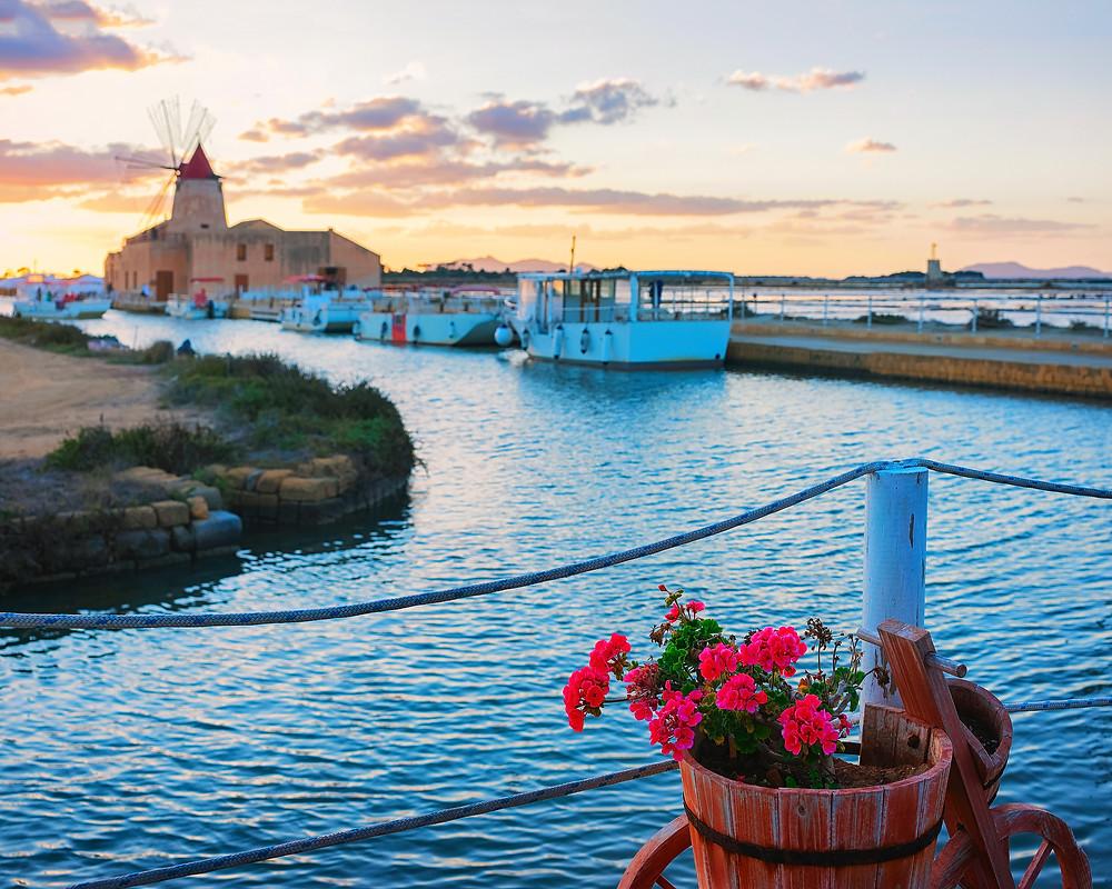 marsala sicily sailing holiday
