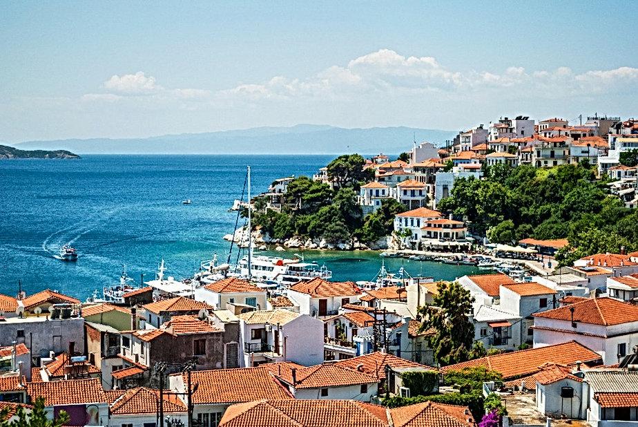 Skiathos yacht charter - Greece