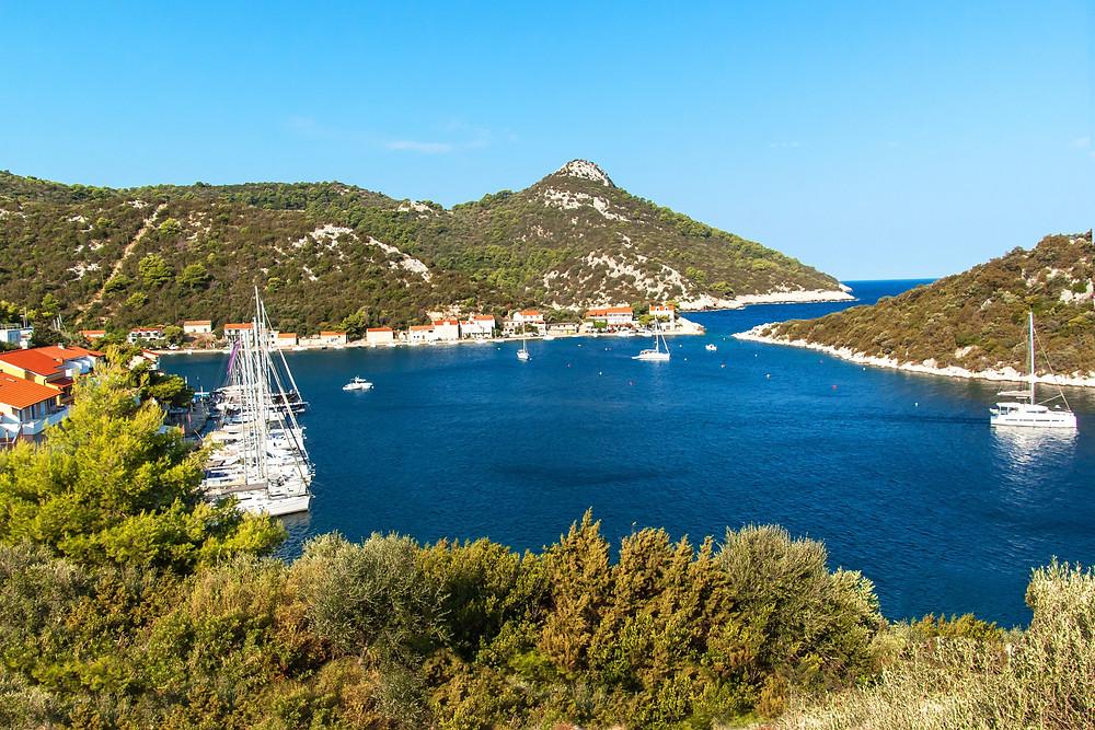 Lastovo island Croatia, sailing Croatia, yacht charter
