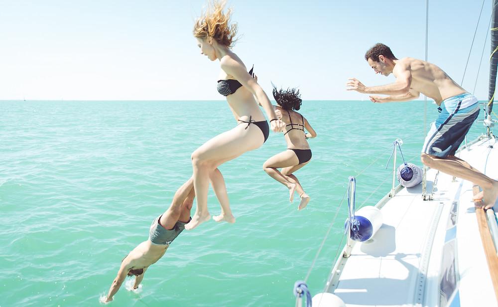 Luxury holiday, sailing holiday, yacht charter Turkey