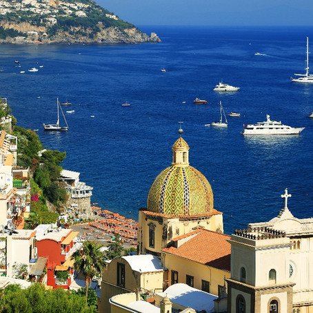 Six places you must see while sailing in Campania (Italy)