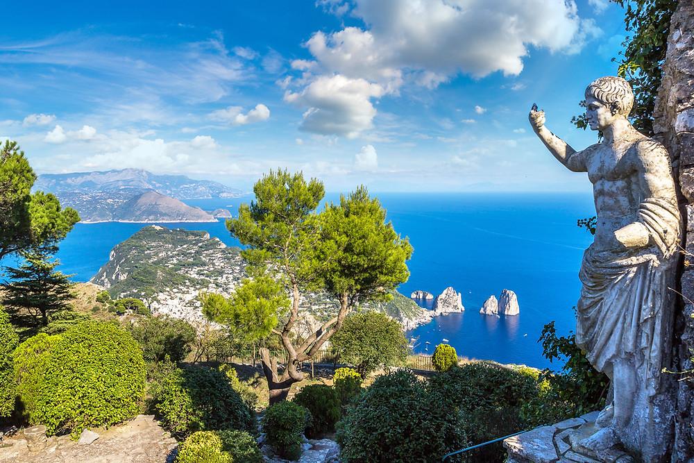 Capri, Campania, Italy, sailing holidays, yacht charter