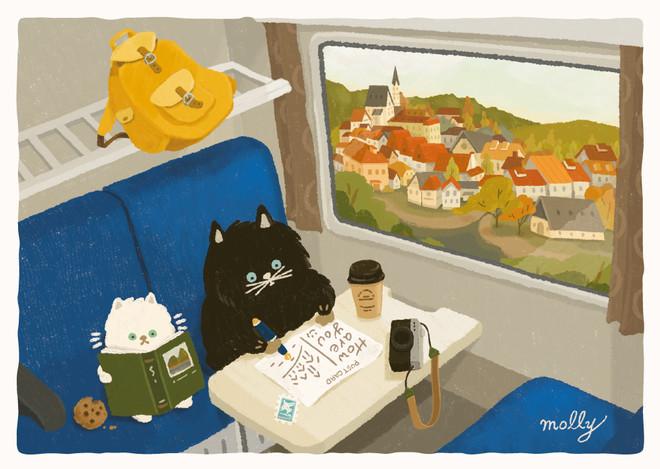 012-旅途中的風景