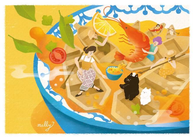 022-泰國酸辣湯