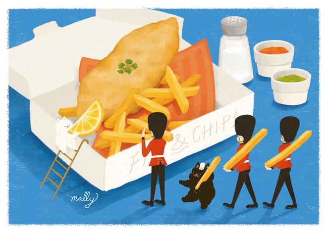 025-英國炸魚薯條