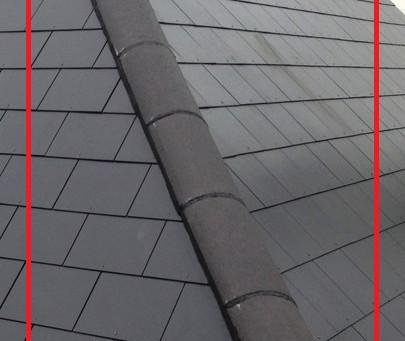 Slipped (Roof) Ridge Tiles - Block 67-86