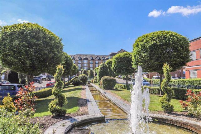 Newland Gardens, Hertford