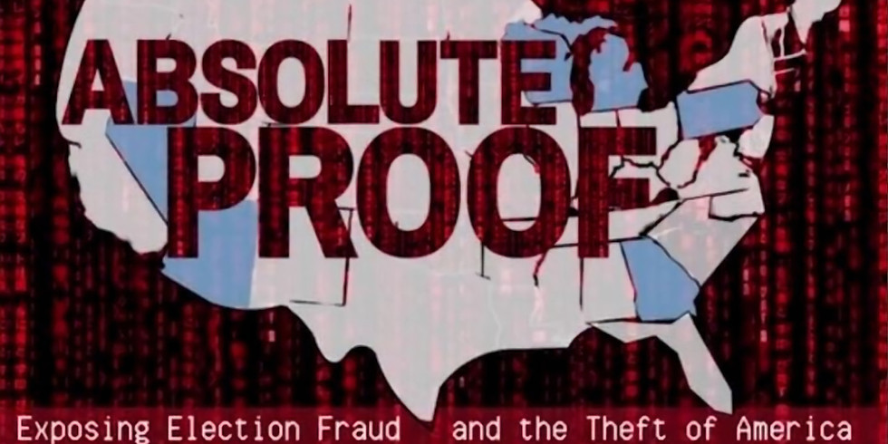 April Movie Night - Absolute Proof