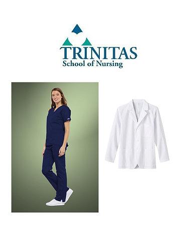 Trinitas Nursing Female Student Package (Extended Sizing)