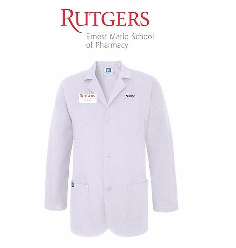 Rutgers Pharmacy Student Consultation Coat