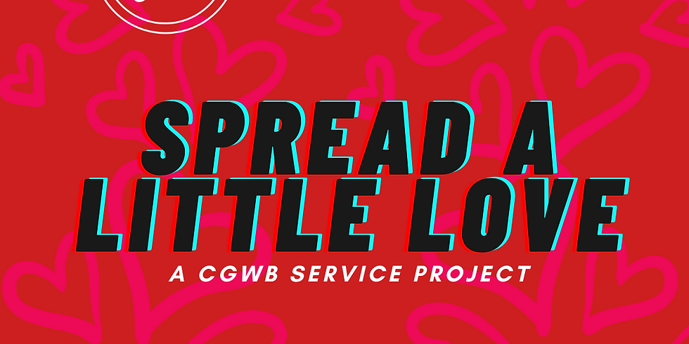 Spread a little Love #service project