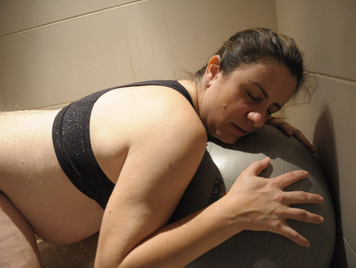Lidar com a dor do parto
