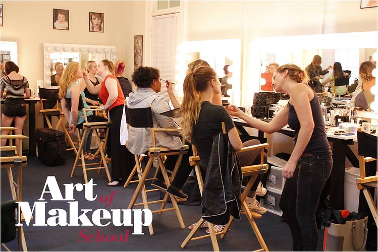 The Art of Makeup is the Pacific Northwest's School of Makeup Artistry