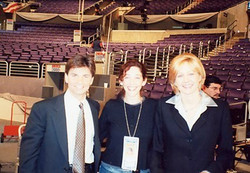 George Stephanopoulos & Dee Dee Myers