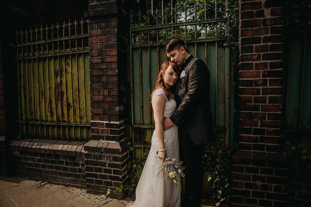 Afterwedding Shooting Zeche Zollverein