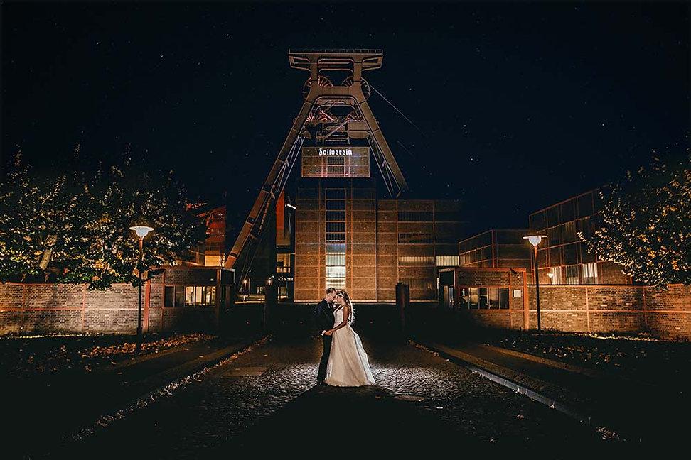 Hochzeit Zeche Zollverein Casino Essen