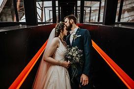 Hochzeitsfotograf Eventzeche Essen NRW