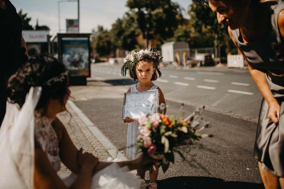 Hochzeit freie Trauung Ladü Düsseldorf