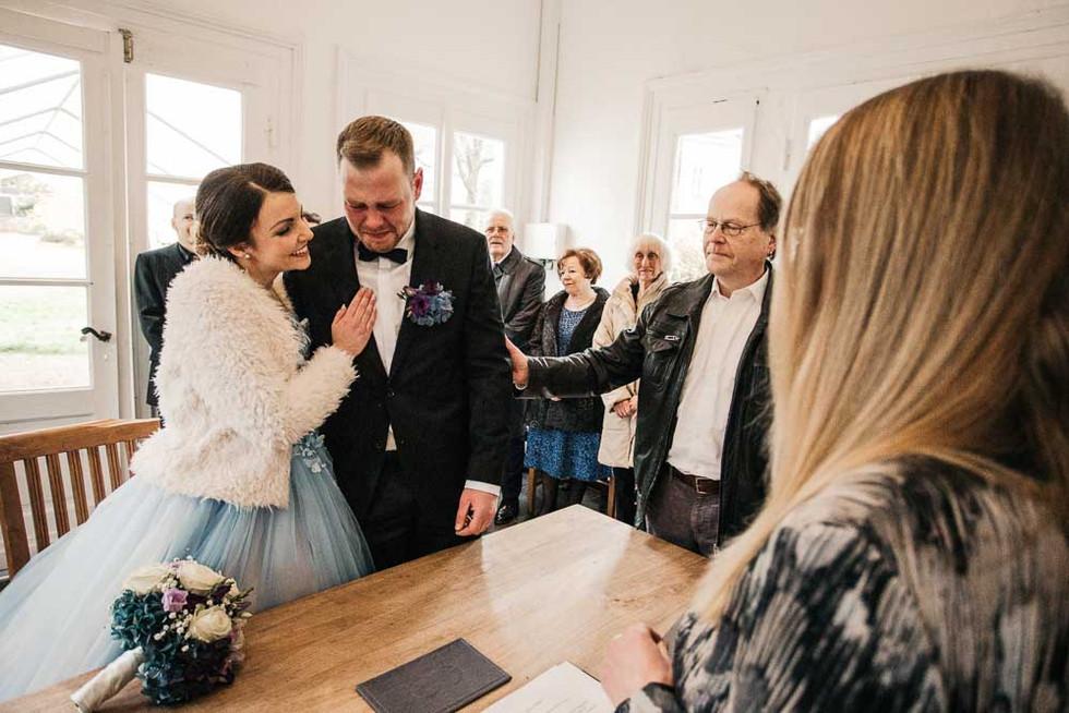 Hochzeit Villa Au Velbert Wildwedding Hochzeitsfotografie