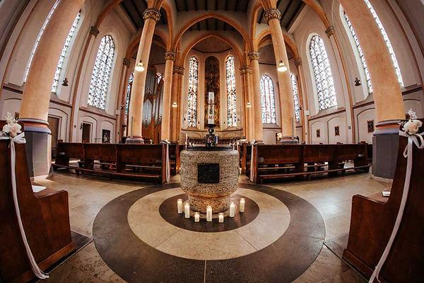 Maria Empfängnis Kirche Holsterhausen-3
