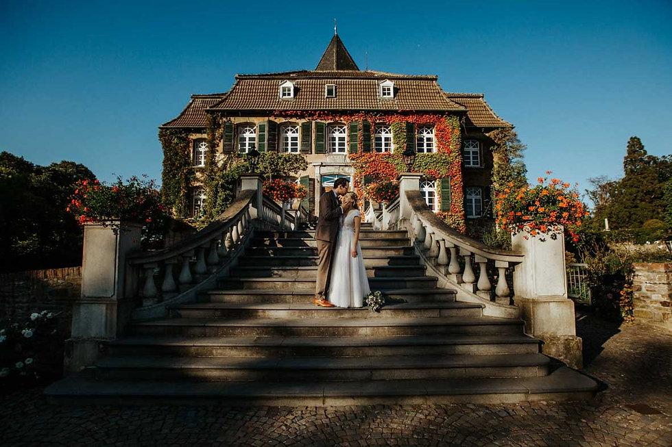 Hochzeit Schloss Linnep Ratingen Fotograf