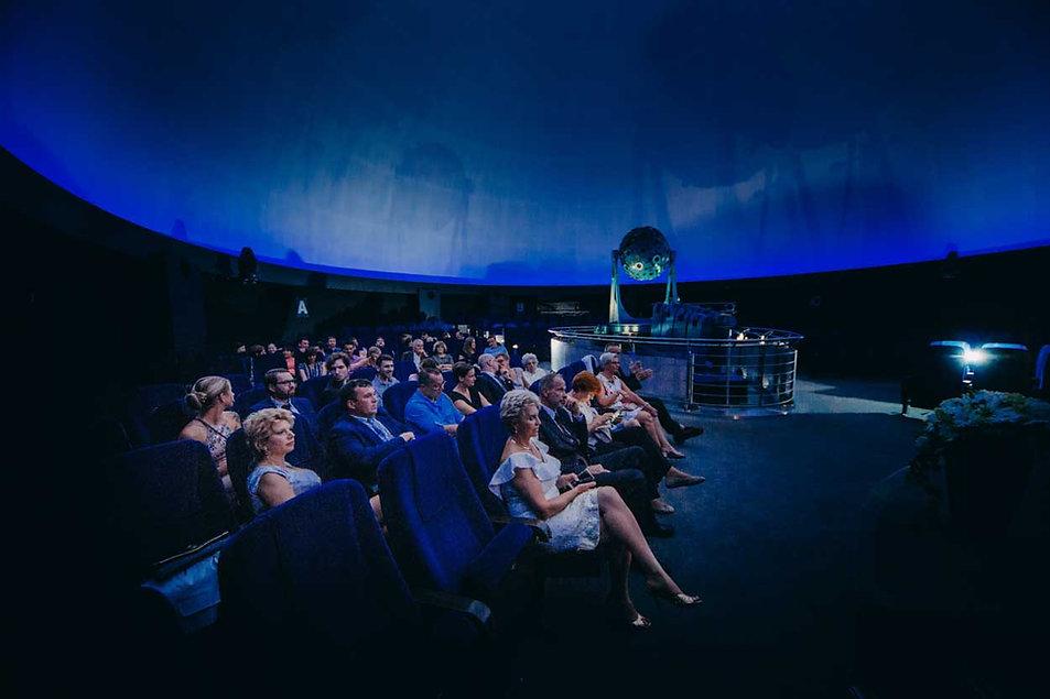 Planetarium Bochum Hochzeit