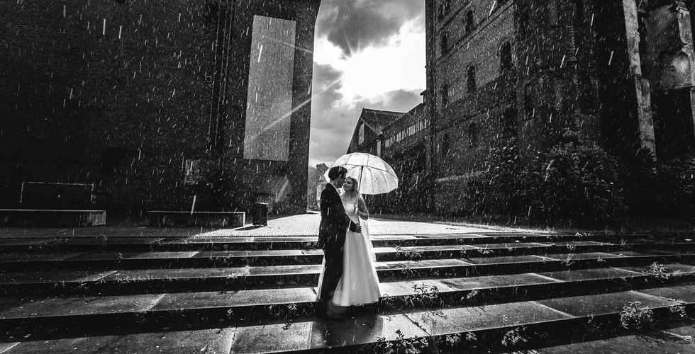 Hochzeitsfotograf Industriekultur