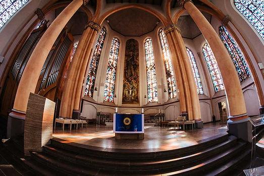 Maria Empfängnis Kirche Holsterhausen-2