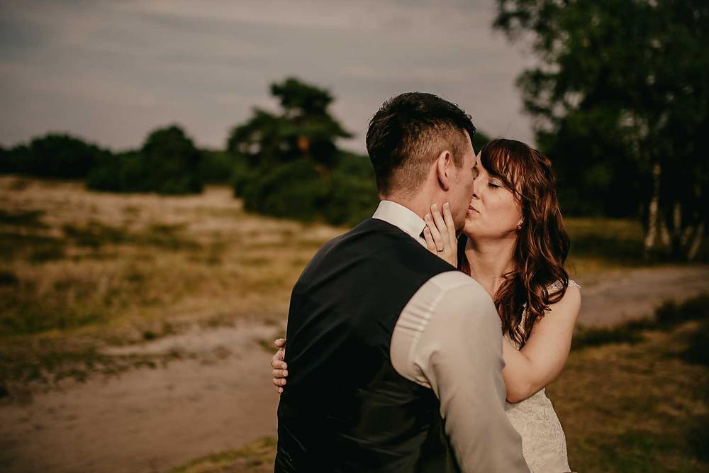 Afterwedding Shooting Westruper Heide