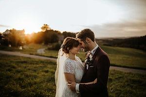Hochzeit wilde Wiese Sauerland Hochzeitsfotograf