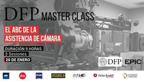 "Master Class ""EL ABC DE LA CÁMARA"""