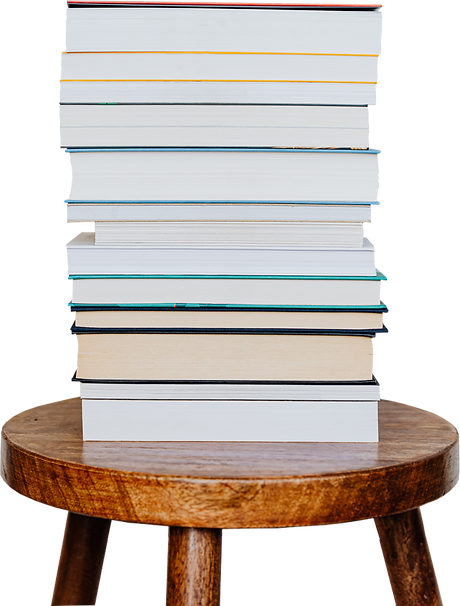 Books on stool.png