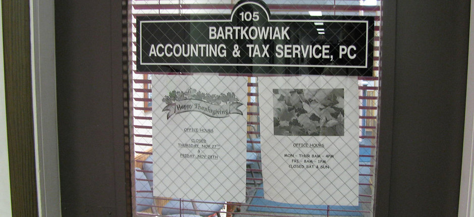 Tax Preparation, Accounting, Marquette