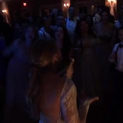 The Bride rappin Biggie Smalls