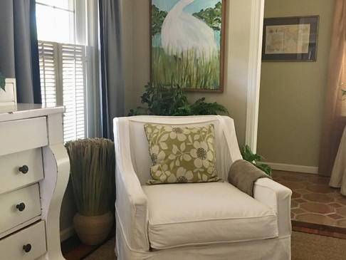 DIY Slipcovers:  Budget Friendly, Simple Design