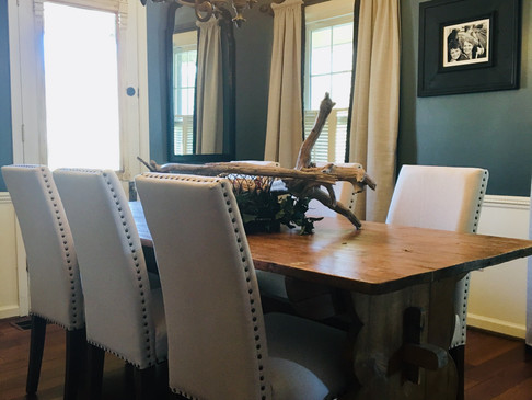 Dining Room Update Cont. (I Found the Chairs!!)