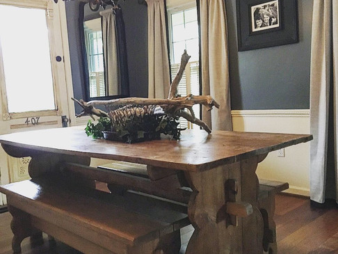 Easy Dining Room Do-Over