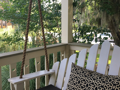 Upgrade Your Summer Porch Swing With Rope